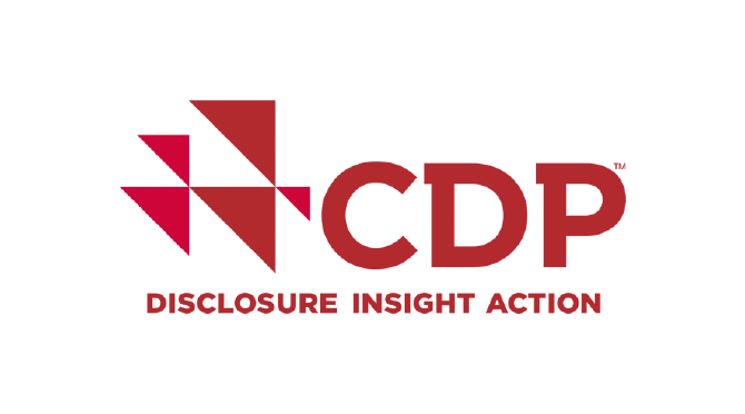 CDP Disclosure Insight Action logo