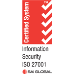 ISO 27001 Information Security logo