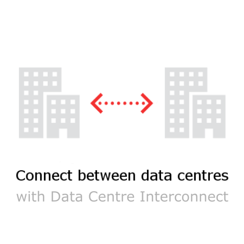 Connect between Data Centres