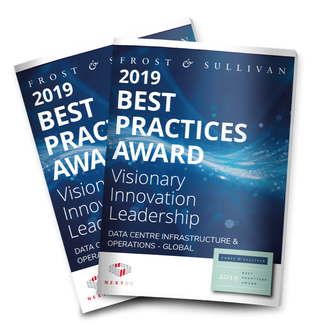 2019 Best Practices Award, Visionary Innovation Leadership Award