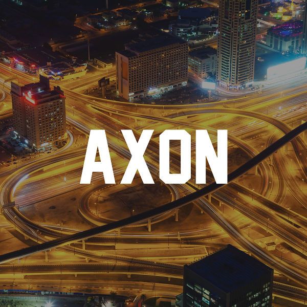 Smarter connectivity AXON image